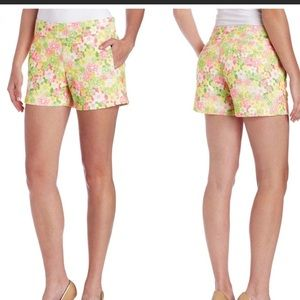 Lilly Pulitzer Sloane floral shorts